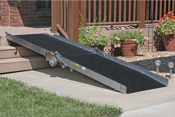 Foldable Ramps