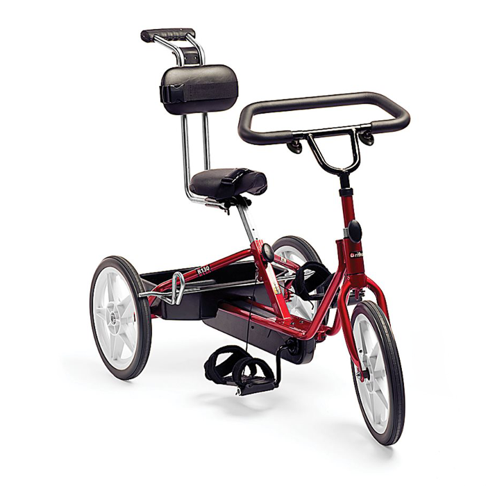 Walking and Wheeling Mobility Equipment Adaptive Trikes, and Tag Alongs